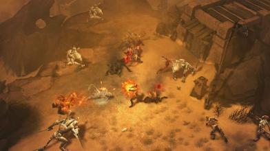 Blizzard работает над кроссплеем в Diablo 3