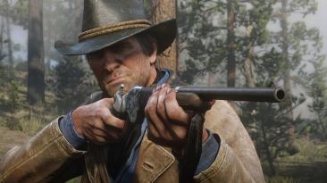 В Red Dead Redemption 2 представлено более 50 уникальных видов оружия