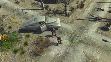 Главный герой ATOM RPG обзаведется ретрофутуристичным автомобилем