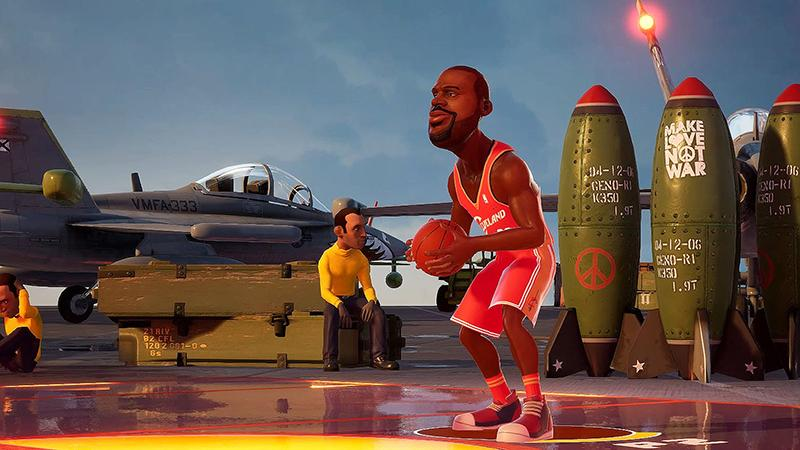 Состоялся глобальный релиз NBA 2K Playgrounds 2