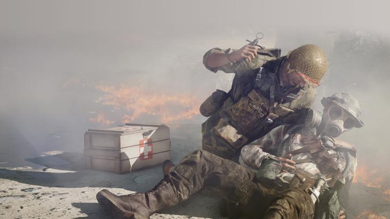 Трейлер одиночной кампании Battlefield V