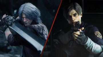 Поиграли в ремейк Resident Evil 2 и в Devil May Cry 5: впечатления