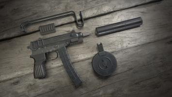 В тестовом клиенте PUBG доступен новый автоматический пистолет