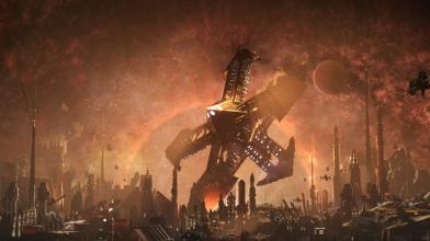 Объявлена дата релиза стратегии Battlefleet Gothic: Armada 2