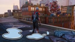 Insomniac признала, что в Spider-Man нужно больше луж
