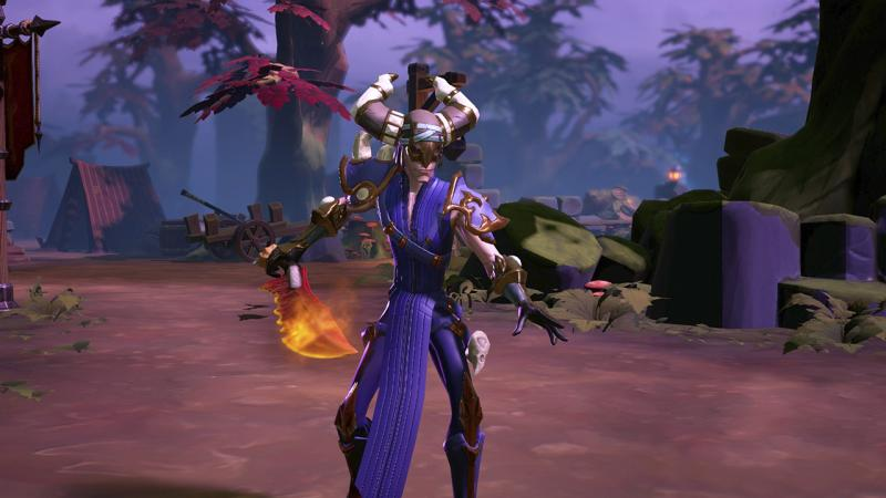 В Torchlight Frontiers игроки смогут обзавестись уникальным оружием