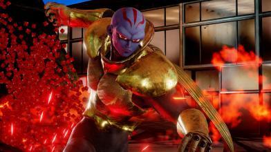 Для аниме-файтинга Jump Force создан оригинальный злодей