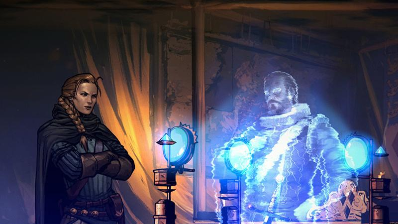 Thronebreaker: The Witcher Tales вышла на PC