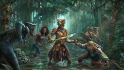 Чешуя, плавники и подземелья в новом дополнении Murkmire для The Elder Scrolls Online