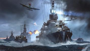War Thunder открывает морские сражения, вертолеты и версию для Xbox One