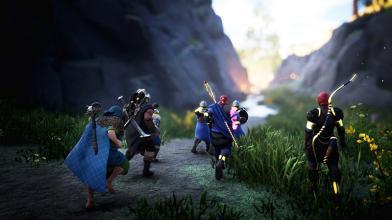 Сегодня пройдет первый стрим фэнтезийной ролевой игры The Waylanders от Майка Лейдлоу