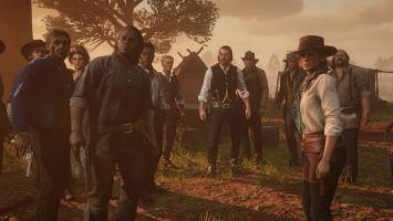 В Red Dead Redemption 2 нашлась интересная механика открытия читов