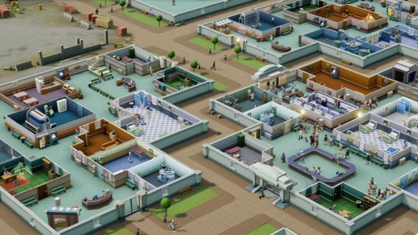 В Two Point Hospital с обновлением Sandbox: Freeplay появится режим полной свободы действий