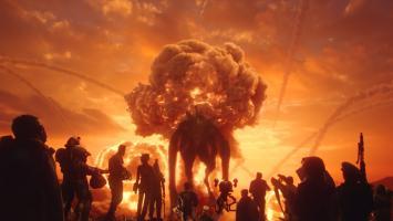 Беззаботный постапокалипсис в трейлере Fallout 76 с живыми актерами