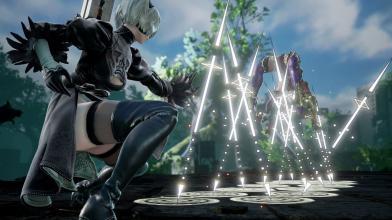 2B из NieR: Automata станет следующим гостевым персонажем SoulCalibur 6
