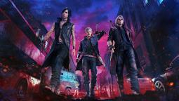 Рекомендательный трейлер Devil May Cry 5 от поклонников