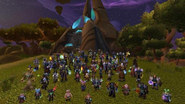 Демка World of Warcraft Classic уже играбельна без персонажей и квестов