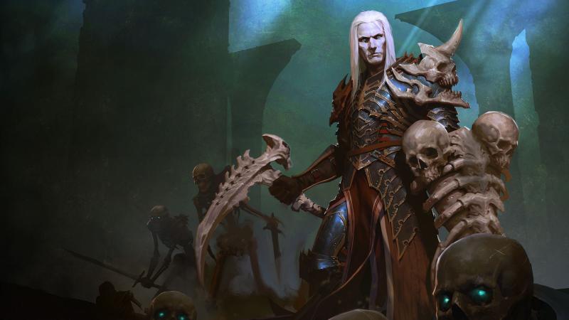 Как Diablo 3 работает на Switch: короткий обзор и скриншоты
