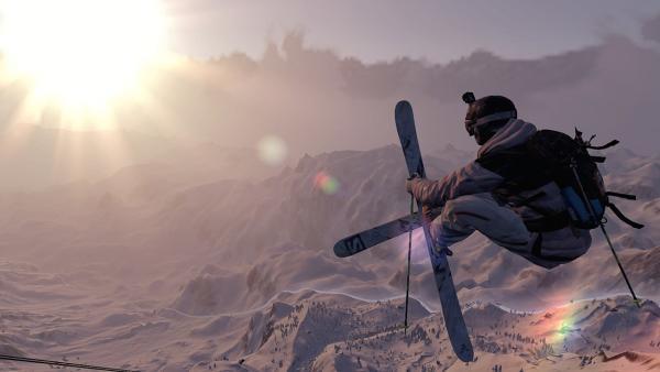 Дополнение STEEP: X Games уже доступно