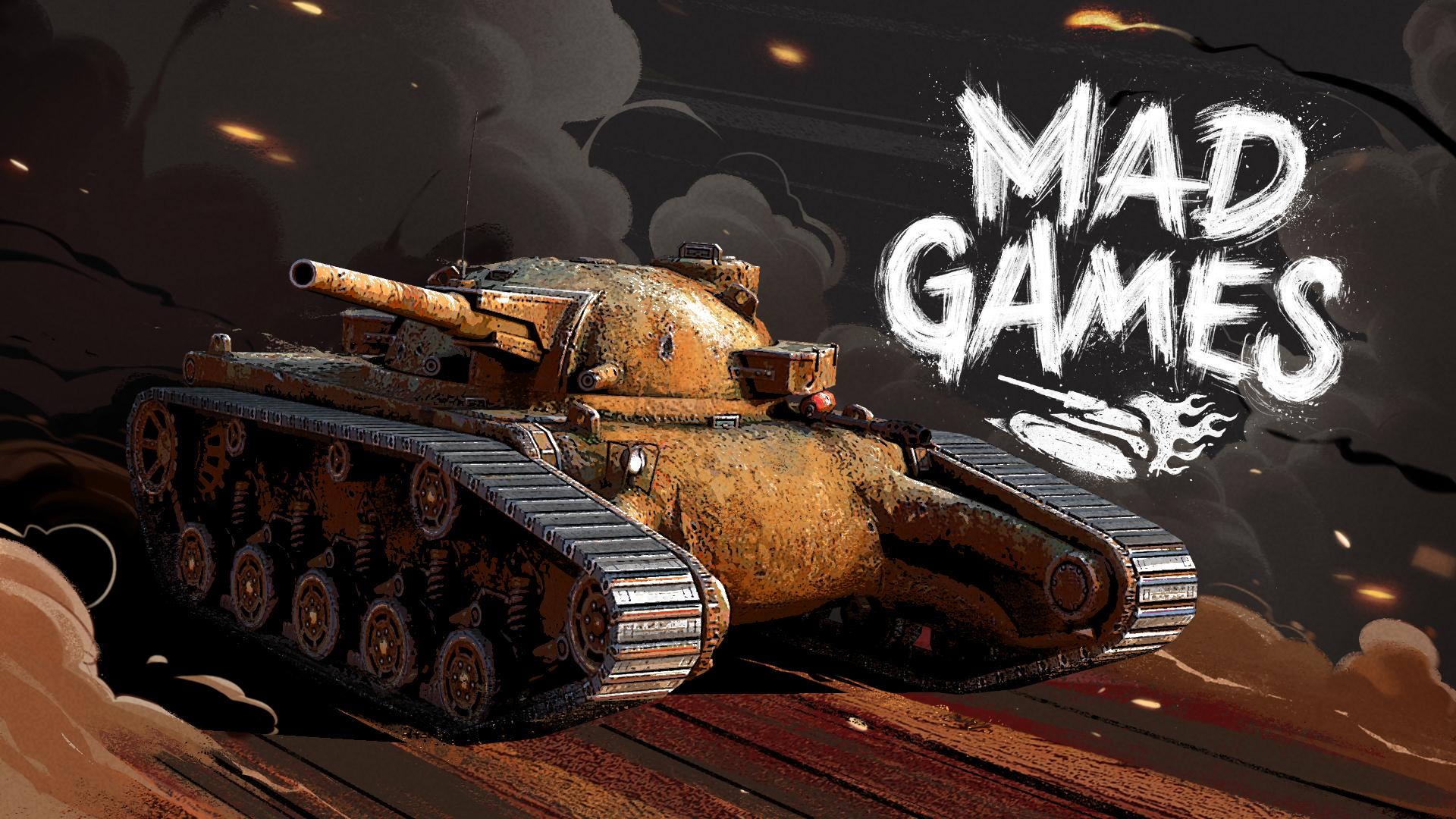 «Безумный Макс» в World of Tanks Blitz: как игра отмечает Хэллоуин