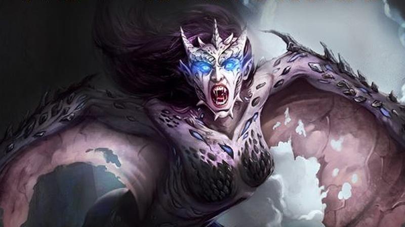 В The Elder Scrolls: Legends уже доступна коллекция Морозных Искр