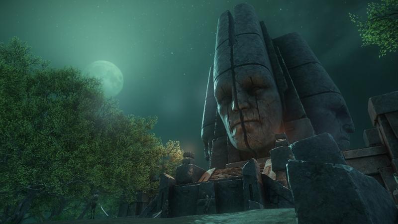 Новые скриншоты MMO New World от Amazon