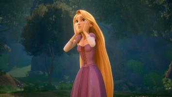Рапунцель дает волю своим волосам в новом трейлере Kingdom Hearts 3