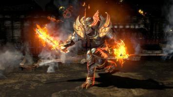 Path of Exile выйдет на PS4 в декабре
