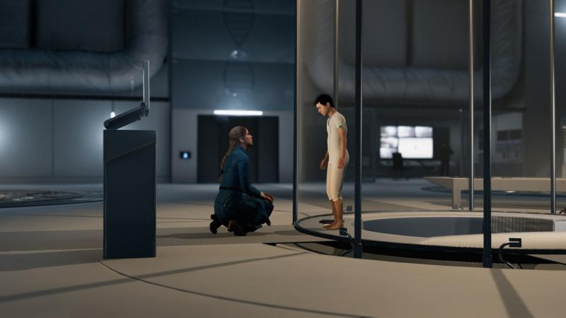Первый геймплейный трейлер антиутопической адвенчуры Rain of Reflections
