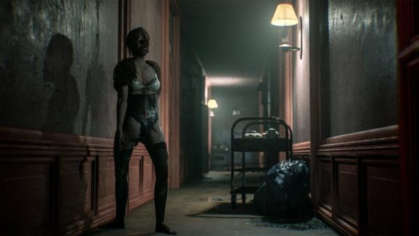 Разработчики Agony анонсировали свою новую игру - хоррор Paranoid
