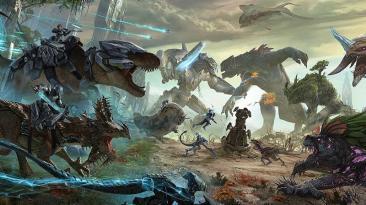 На PC вышел Extinction - финальный аддон для ARK: Survival Evolved