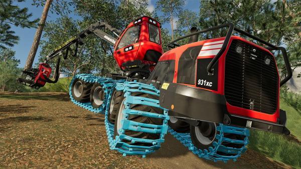 Более 300 новых машин в трейлере Farming Simulator 19