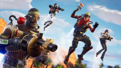 Одновременное число игроков в Fortnite: Battle Royale достигло 8,3 миллиона человек