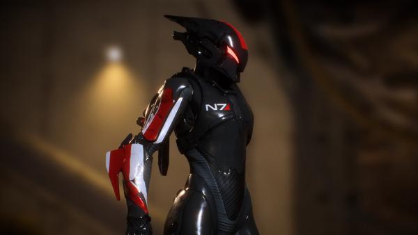 Броня N7 из Mass Effect будет доступна в Anthem