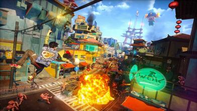 Сегодня Sunset Overdrive официально выходит в Steam и Windows Store
