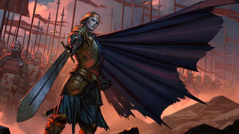 Thronebreaker: The Witcher Tales не смогла оправдать ожиданий CD Projekt RED