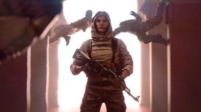 Официальный анонс дополнения Operation Wind Bastion для Rainbow Six: Siege