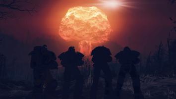 """Игроки смогли """"уронить"""" серверы Fallout 76 спланированным запуском ядерных ракет"""