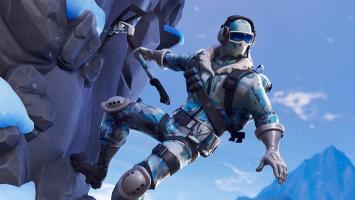 """Датамайнеры выяснили, что карта Fortnite: Battle Royale может """"по-снежному"""" преобразиться к зиме"""