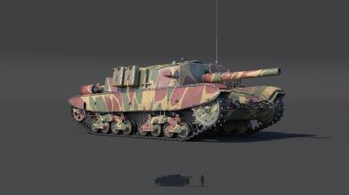 В War Thunder появятся итальянские танки с грядущим обновлением 1.85