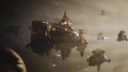 Масштабные сражения в новом трейлере Battlefleet Gothic: Armada 2