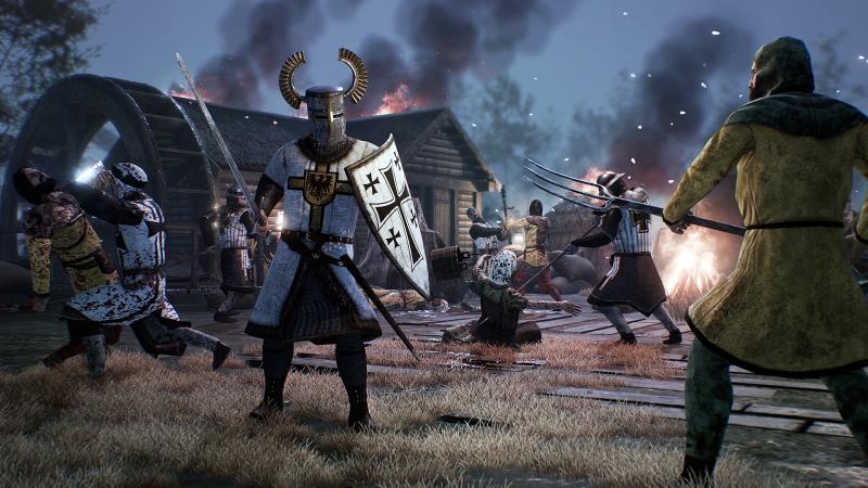 История Тевтонского ордена - новое сюжетное дополнение для Ancestors Legacy