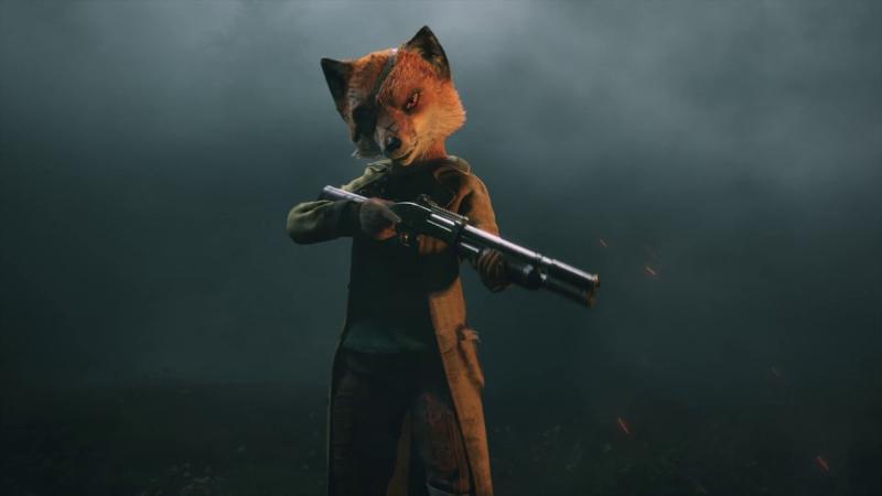 К персонажам Mutant Year Zero: Road to Eden присоединилась хладнокровная лисица