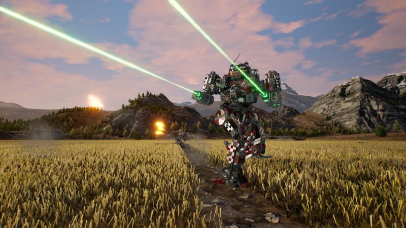 MechWarrior 5: Mercenaries выйдет только следующей осенью