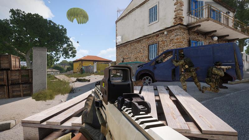 Bohemia выпустила бесплатный мультиплеерный апдейт для Arma 3