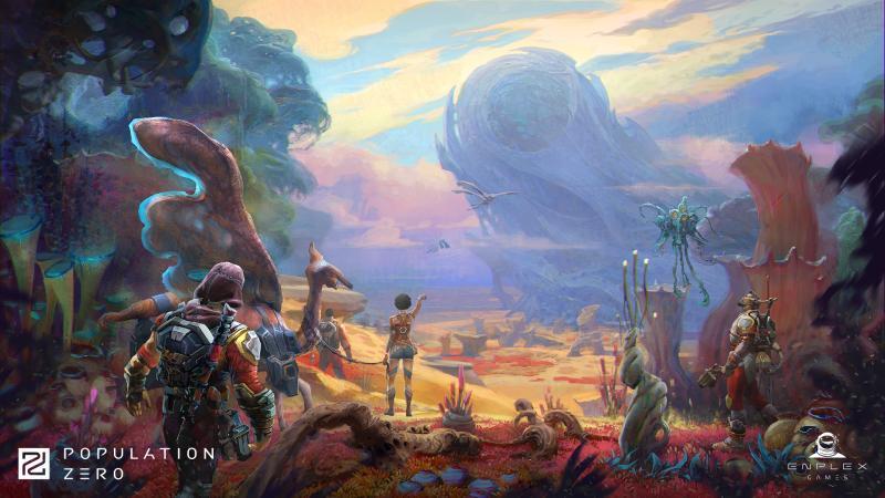 Путешествие на Kepler-438 b: большое превью Population Zero