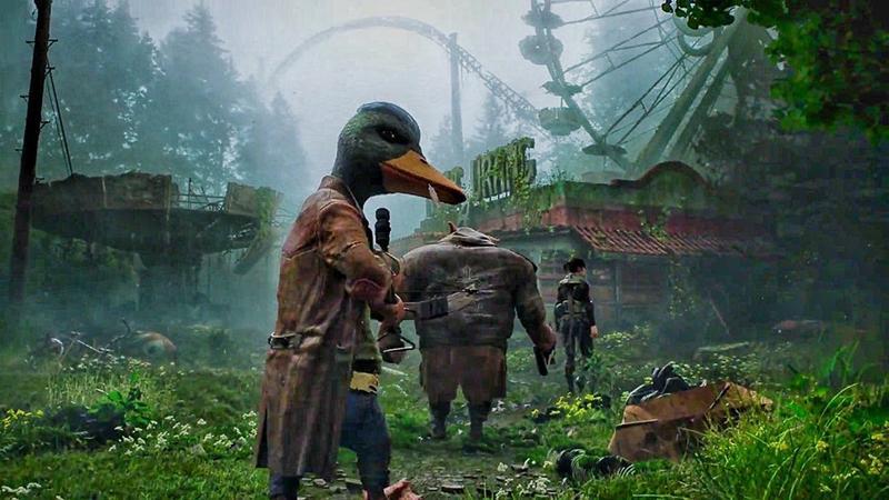 Безумный каст Mutant Year Zero: Road to Eden в релизном трейлере игры