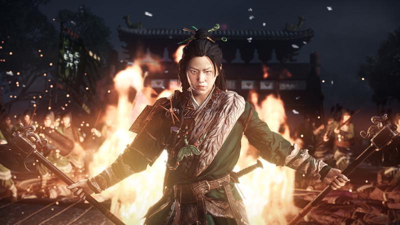 Всепоглощающее пламя в новом трейлере Total War: Three Kingdoms