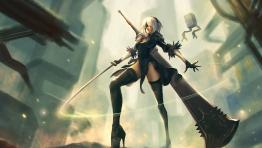 Продажи NieR: Automata превысили 3,5 миллиона копий