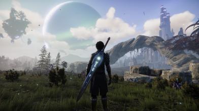 JRPG в открытом мире Edge of Eternity вышла в раннем доступе Steam